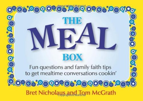 Boxed Meal - The Meal Box: Fun Questions and Family Tips to Get Mealtime Conversations Cookin'