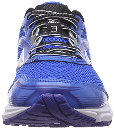 Legend Blau Silver 04 Elecricblue Wave Black Running Homme Bleu Mizuno 3 UwBxqY