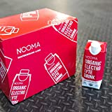 NOOMA Organic Electrolyte Sports Drink, Naturally