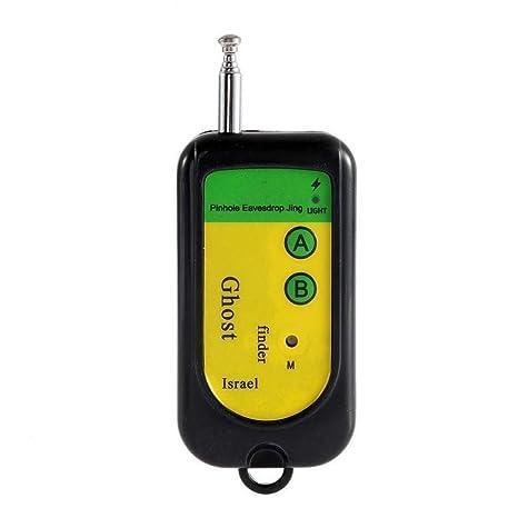 Rekkles Detector WiFi inalámbrico de Audio de la señal de RF, Teléfono móvil señal del