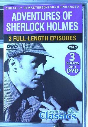 Adventures of Sherlock Holmes 2 -