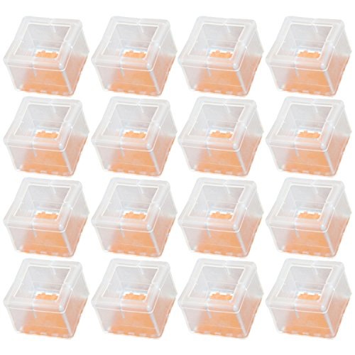 Amazon.com: 16 PCS Silicone Anti Slip Round Furniture Chair Table Leg Feet Cap Cup Pads Covers Floor Protectors: Kitchen & Dining