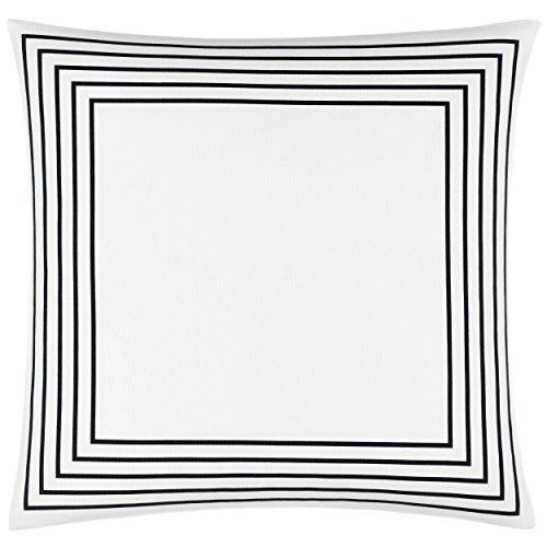Now House by Jonathan Adler Concentric Frame Throw