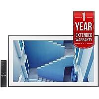 Samsung Flat 55 LED 4K UHD The Frame SmartTV 2017 Model (UN55LS003AFXZA) + 1 Year Extended Warranty
