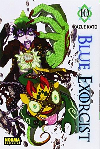 Descargar Libro Blue Exorcist 10 Kazue Kato