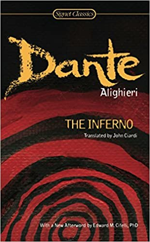 the inferno signet classics