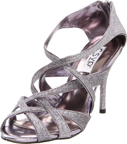 RSVP Women's Maven, Pewter 7.5 M US ()