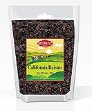 SUNBEST CALIFORNIA SEEDLESS RAISINS IN RESEALABLE BAG (2 LB)