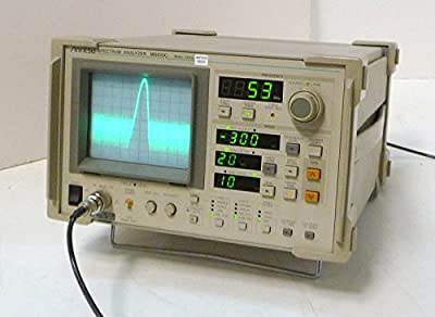 Anritsu MS610C/03 Spectrum Analyzer - 9 kHz to 2 GHz, 50O, with Tilt Handle