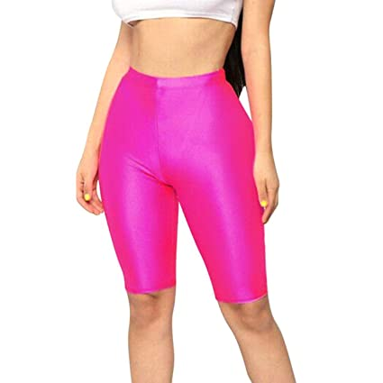 Deportes al Aire Libre Running Fitness Shorts Stretch ...