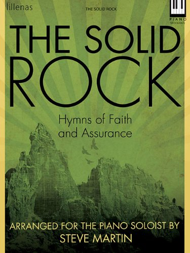 Download The Solid Rock (Moderate) Keyboard Book pdf