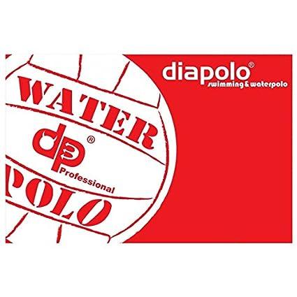 LEau Polo Serviette. 100 x 150. (diapolo) Rouge/blanc: Amazon.es ...