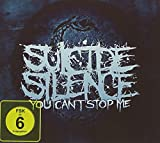 Suicide Silence: You Can't Stop Me (Audio CD)