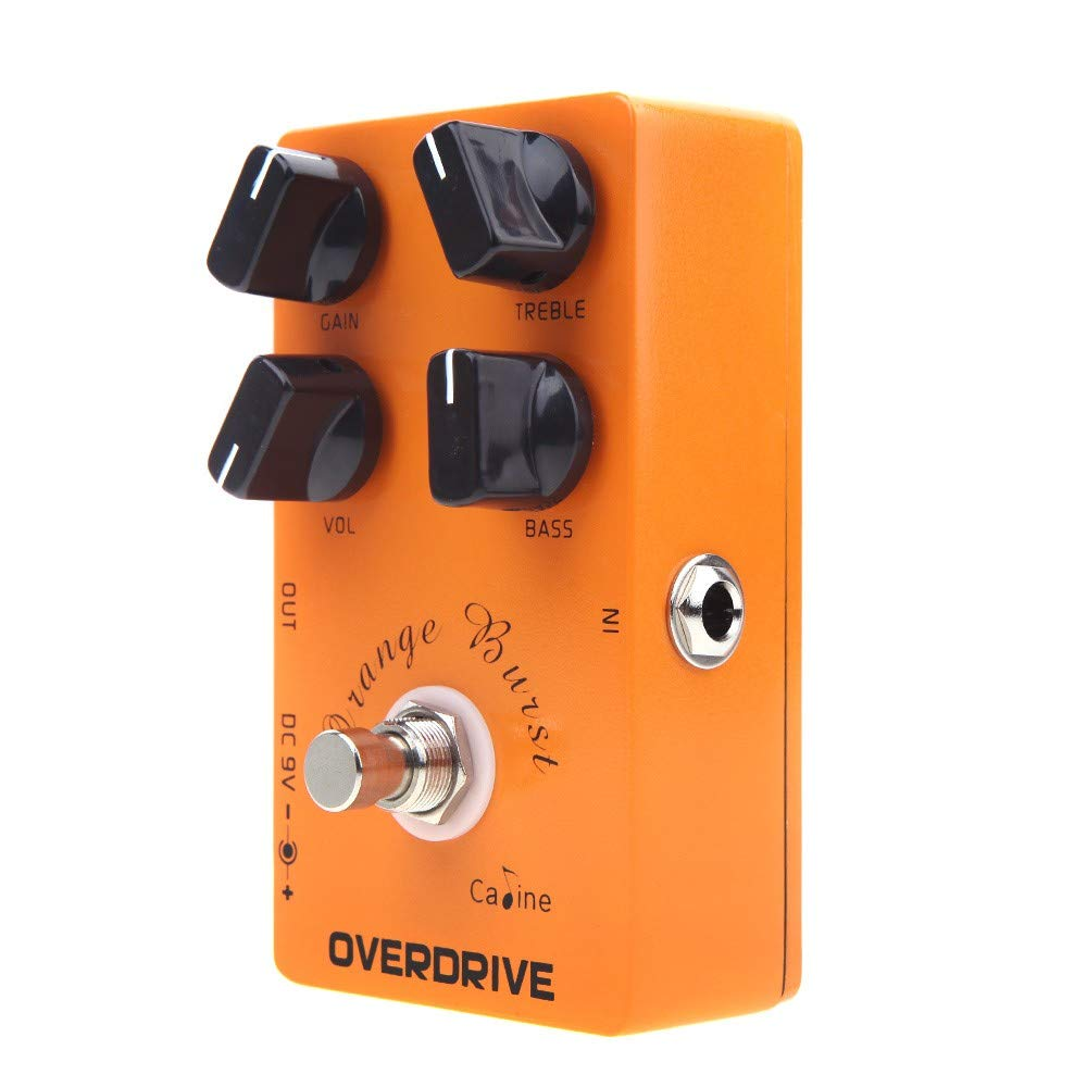 Dingq Overdrive Guitar Pedal by Dingq