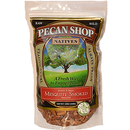 mesquite-smoked-sprouted-texas-native-pecan-halves-12-oz-in-beautiful-stand-up-resealable-bag