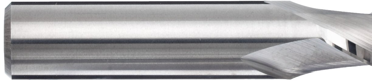 Bright Finish Uncoated YG-1 E5014 Carbide Ball Nose End Mill 0.25 Cutting Diameter 3 Overall Length Long Reach 2 Flutes 0.25 Shank Diameter 3 Overall Length 0.25 Cutting Diameter 0.25 Shank Diameter YG-1 Tool Company 50573 30 Deg Helix