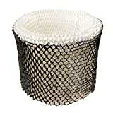 HQRP Humidifier Filter for Bionaire BCM1745 BCM1745C BCM2200; BWF64CS / HWF64 Type B Replacement + HQRP Coaster