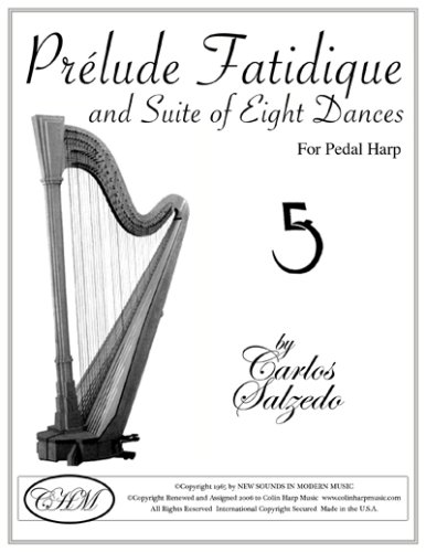 Prelude Fatidique and Suite of Eight Dances for Pedal Harp