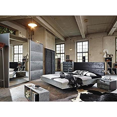 Camera da letto ragazzi set » loft E221 « effetto Print Industrial ...