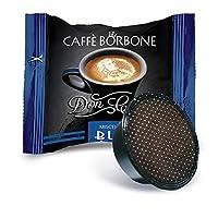 Caffè Borbone Capsule Don Carlo Miscela Blu - Confezione da 100 Capsule
