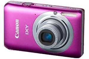 Canon Digital Camera IXY 210F (Pink) IXY210F(PK) - International Version