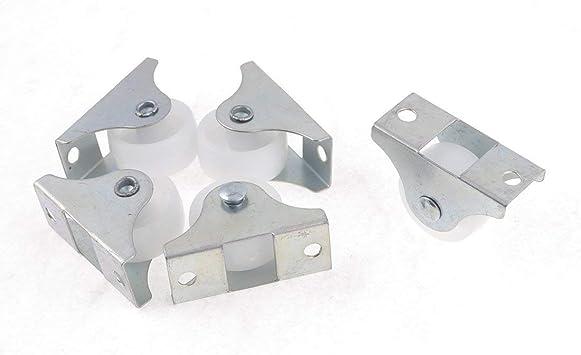 DealMux a13062600ux0356 5 piezas Armario Armario Puerta corredera ...