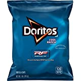 Doritos Reduced Fat Cool Ranch Flavored Tortilla Chips, 1 Ounce (Pack of 72)