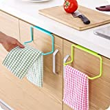 Binmer(TM) Towel Rack Hanging Holder Organizer