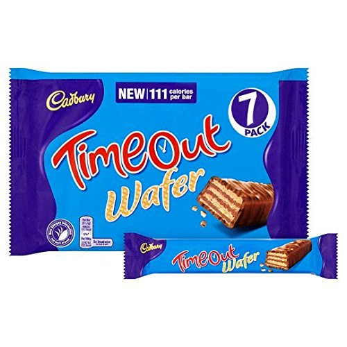 Original Cadbury Timeout Wafer Pack Imported From The UK - Uk Shipping