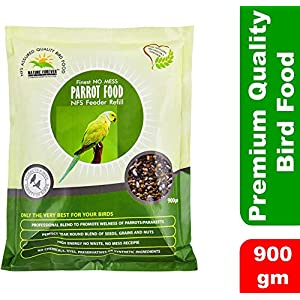 Nature Forever Parrot Food, 900 g