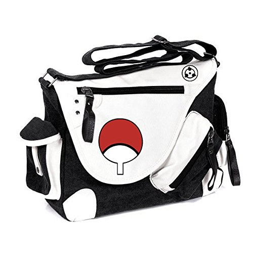 Siawasey Anime Naruto Cosplay Handbag Backpack Messenger Bag Shoulder Bag