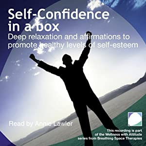 Self Confidence in a box Audiobook