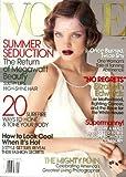 Vogue Magazine (July, 2007) Natalia Vodianova Cover