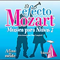 Efecto Mozart: Musica Para Ninos 1 [Importado]