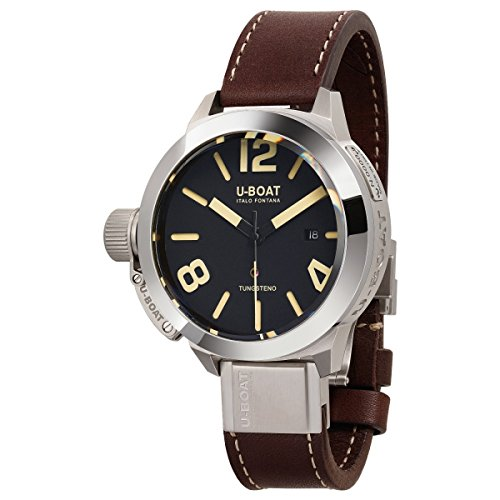 U-Boat 8094 Classico 45 Tungsteno AS1 Wristwatch