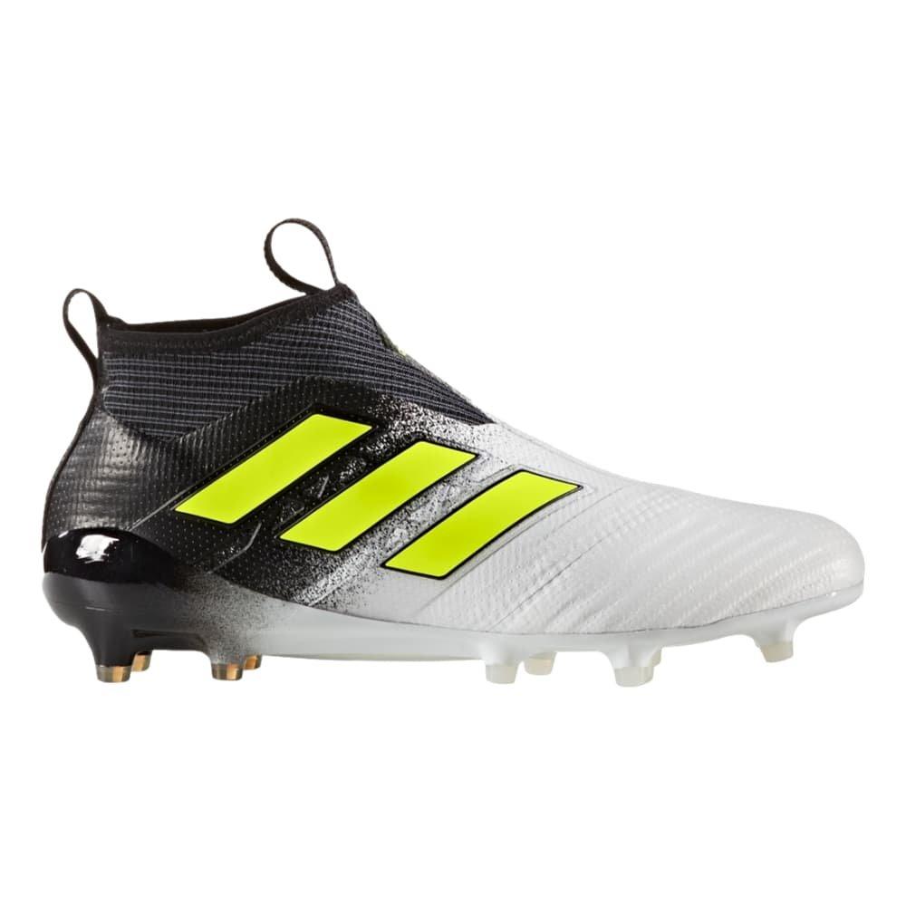 adidas メンズ アスレチック B071ZJDJZM 8 D(M) US|White, Solar Yellow, Black White, Solar Yellow, Black 8 D(M) US