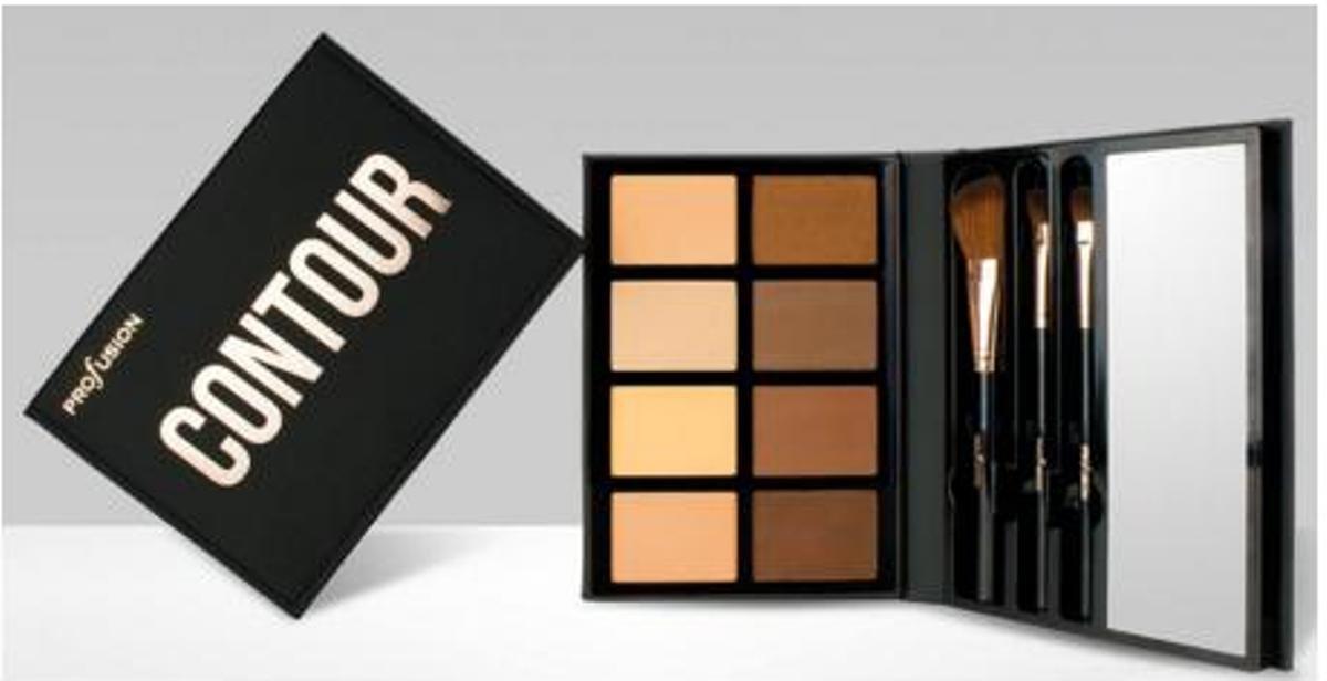 Amazon.com : Profusion 8 Highlighter and Contour Colors CONTOUR ...
