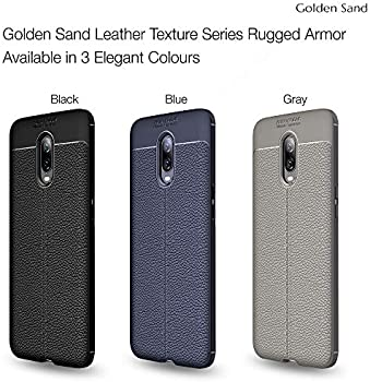 4cbfc193d53 Golden Sand Compatible with OnePlus 6T Cover Case  Amazon.in ...