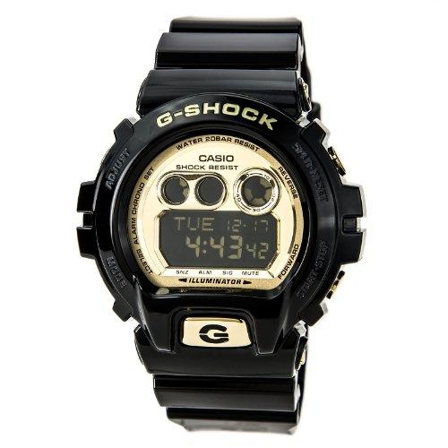 casio gold watch digital - 9