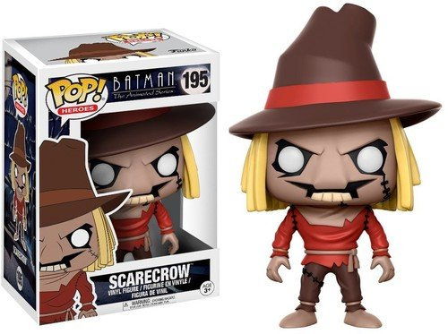 Funko Pop! DC Scarecrow #195 Animated Series]()