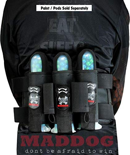 Maddog Pro 3+2 Paintball Pod - Paintball Pods