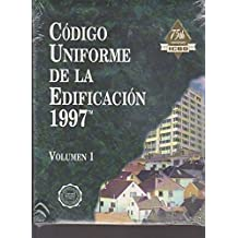 1997 Uniform Building Code, Vol. 1 (Spanish Edition)