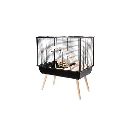 Néo Muki  : très joli modèle… pour un lapin zen et propriétaire motivé !