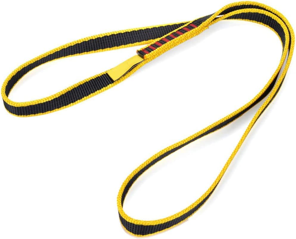 RZH Protector de Cuerda de Escalada de Roca,22KN 60cm Correa ...