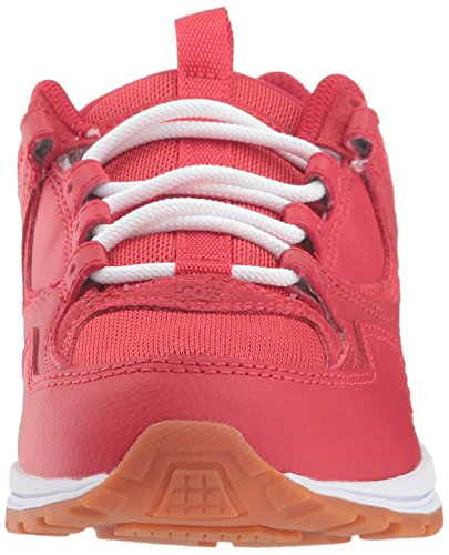 Women's DC Lite Red Kalis White Shoe Skateboarding 4wqTAxFd