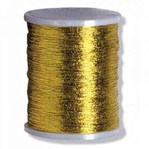 Impex Embroidery Thread Metallic Gold 36m Amazon Kitchen