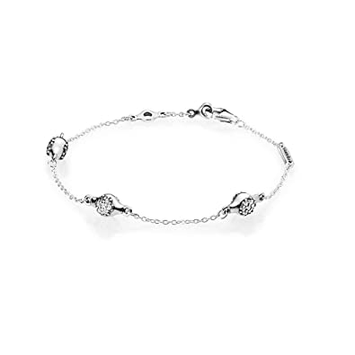 24bf0724a Image Unavailable. Image not available for. Color: Pandora Modern LovePods  Bracelet ...