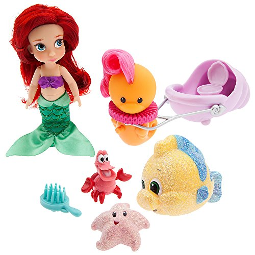 f0692c27788 Disney Animators  Collection Ariel Mini Doll Play Set - 5 Inch - Buy Online  in KSA. Toy products in Saudi Arabia. See Prices