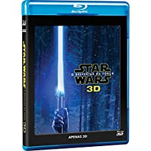 Blu-ray 3D Star Wars: Episode VII The Force Awakens