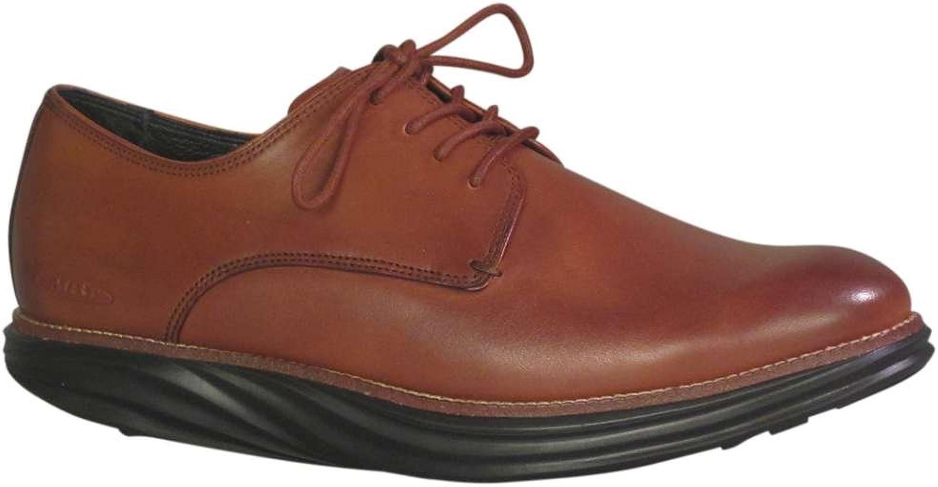 ae8f692602b MBT Boston WT M, Zapatos de Cordones Oxford para Hombre, Marrón (23N ...